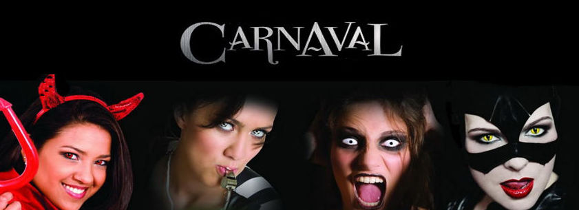Lentillas para carnaval