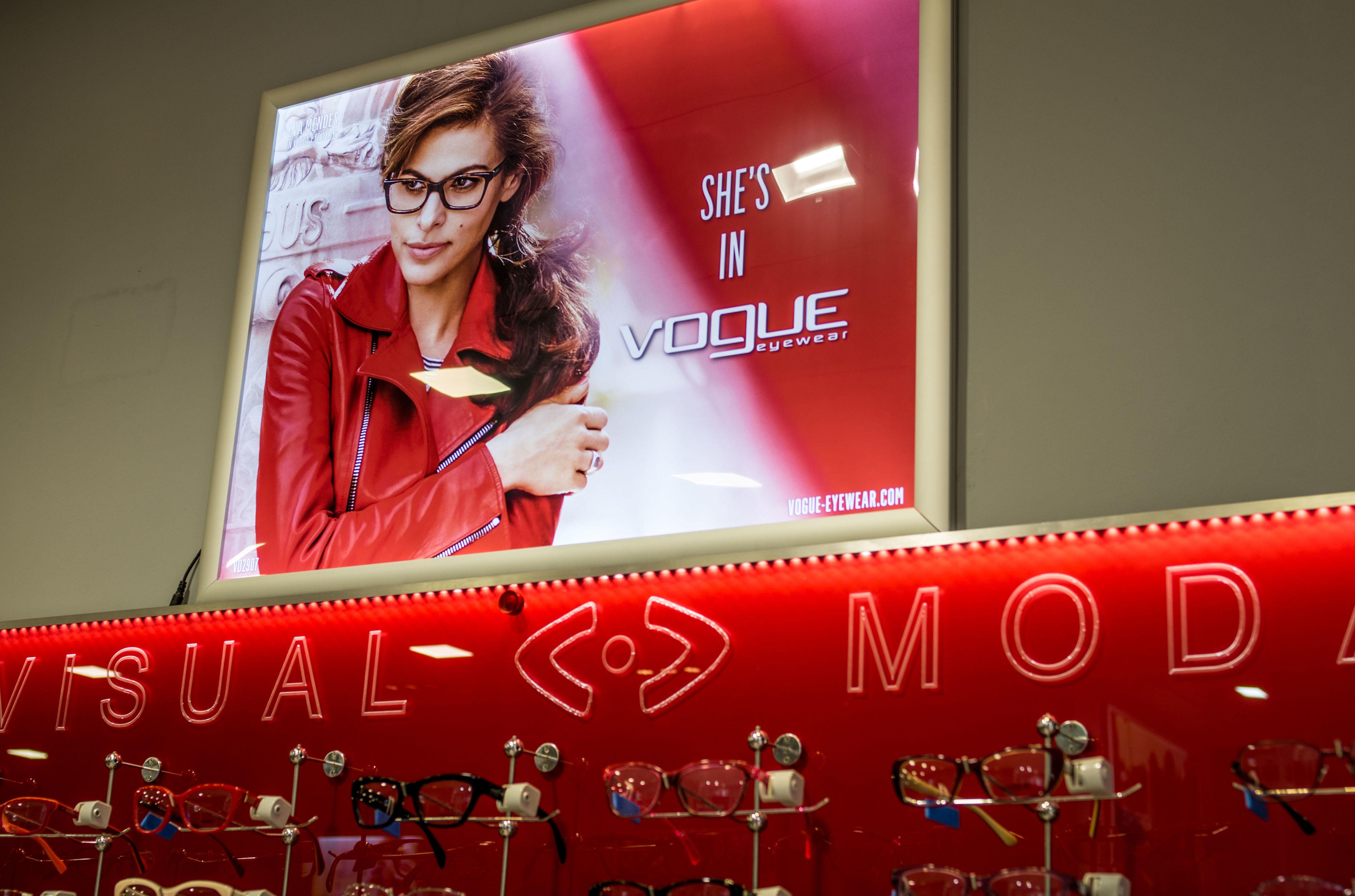 Monturas de gafas de diseño en Valencia