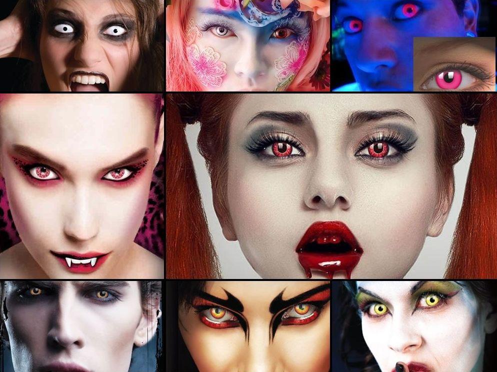 Disfraza tus ojos este Carnaval! Muchos modelos para elegir