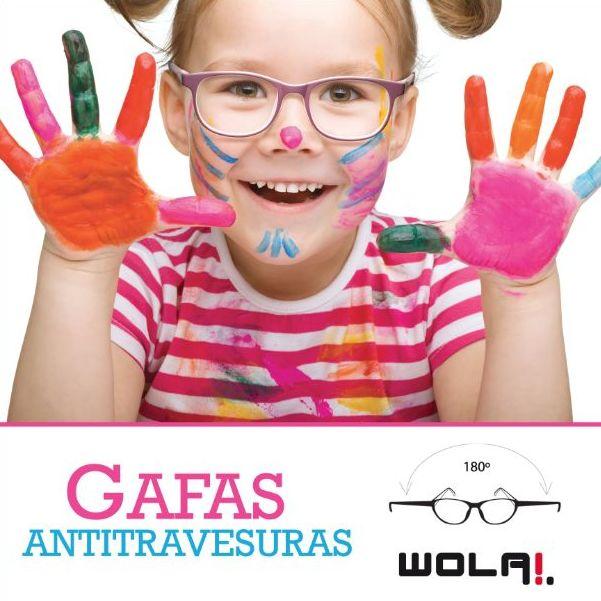 Gafas flexibles para niños