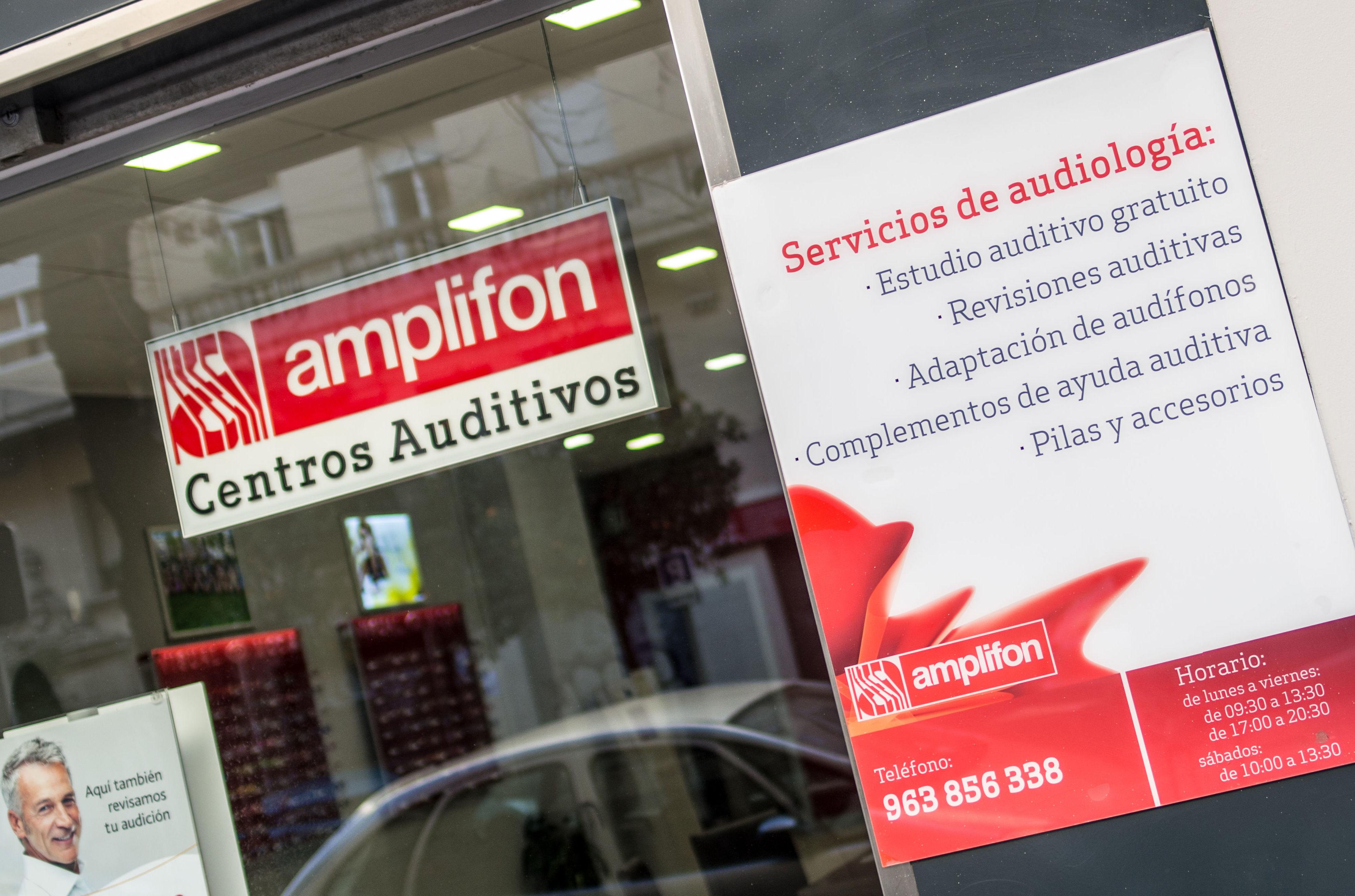 Servicios de audiología