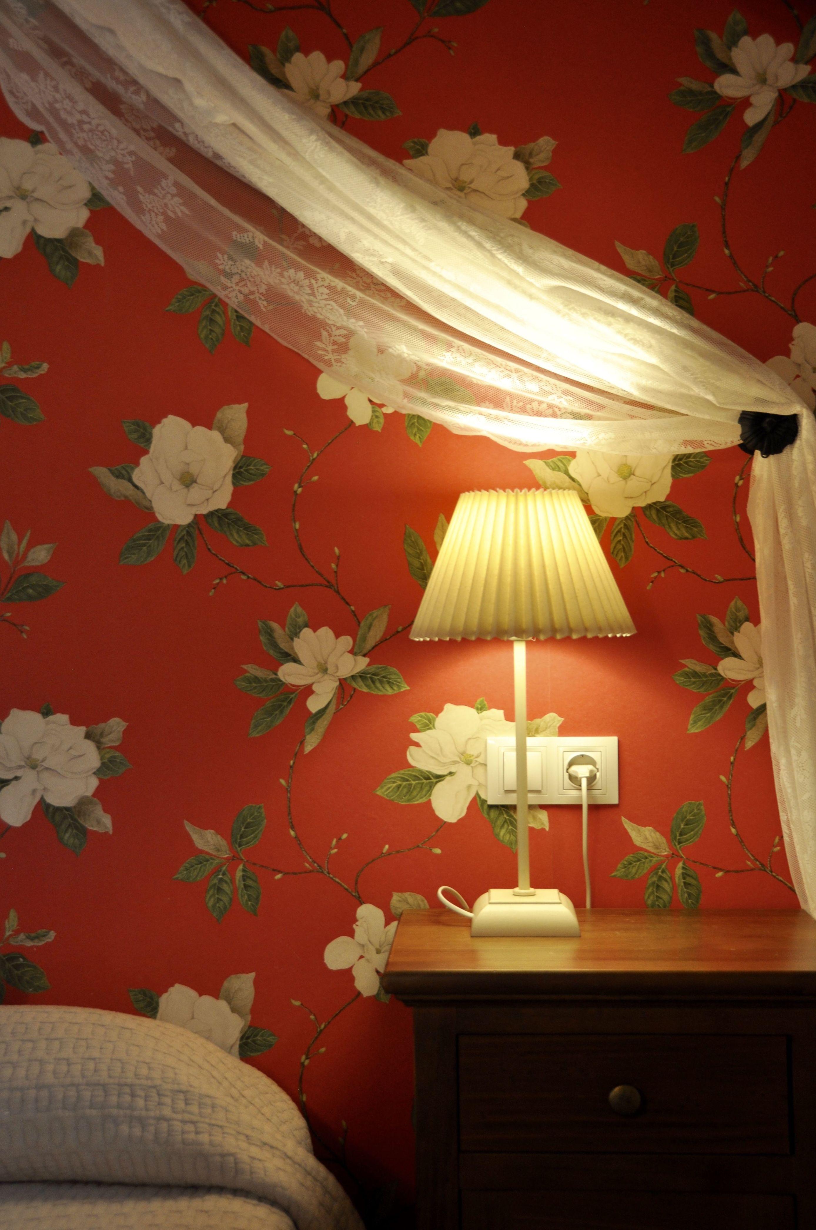 detalle dormitorio apartamento