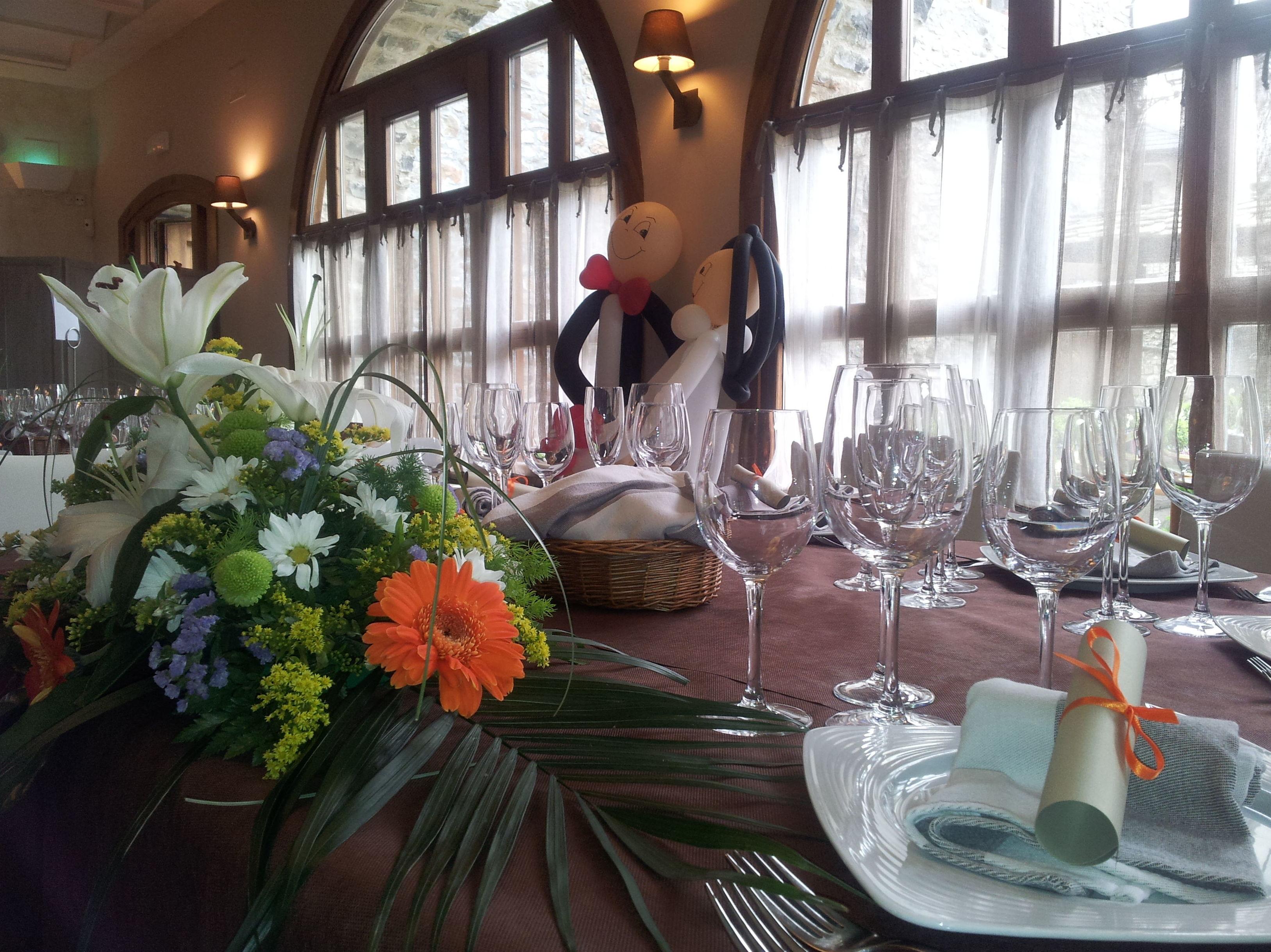 bodas y acontecimientos