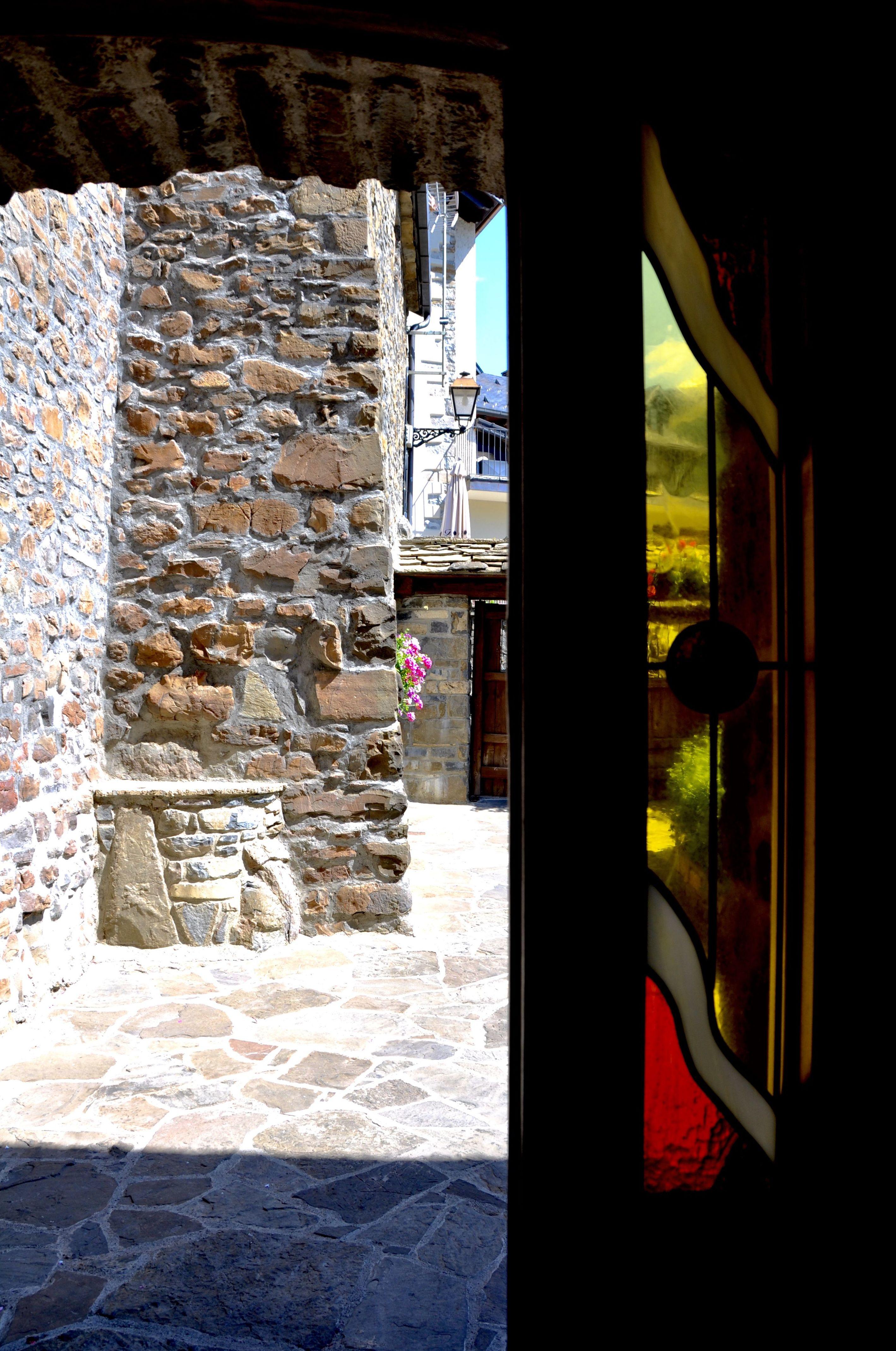 Entrada restaurante La Cocinilla.