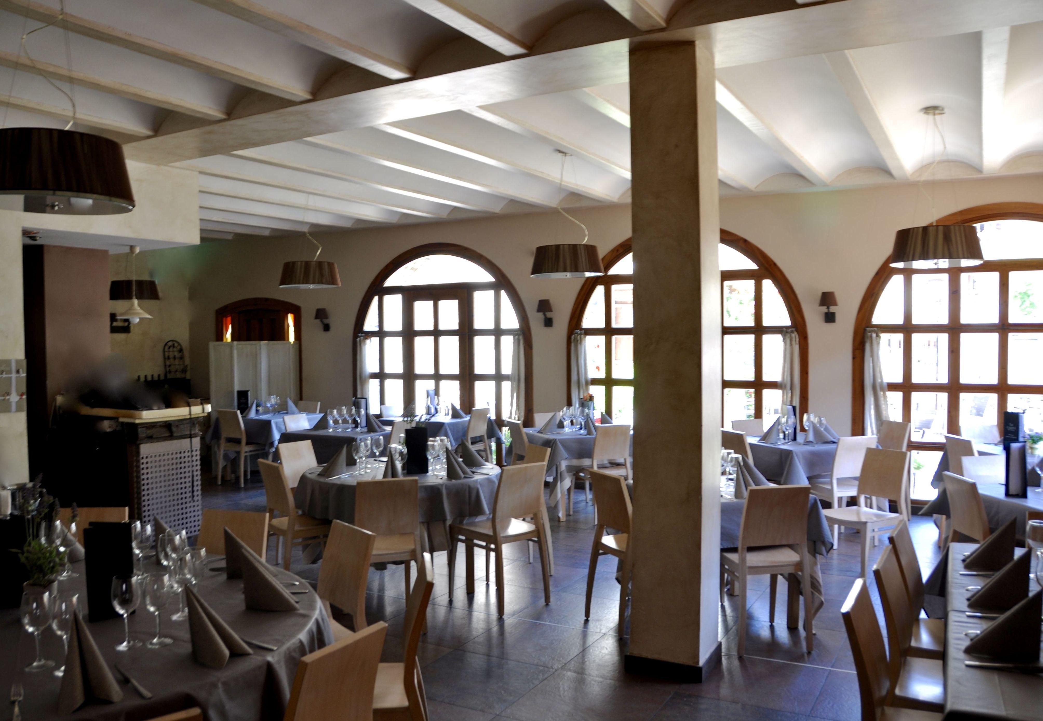 Comedor restaurante La Cocinilla.