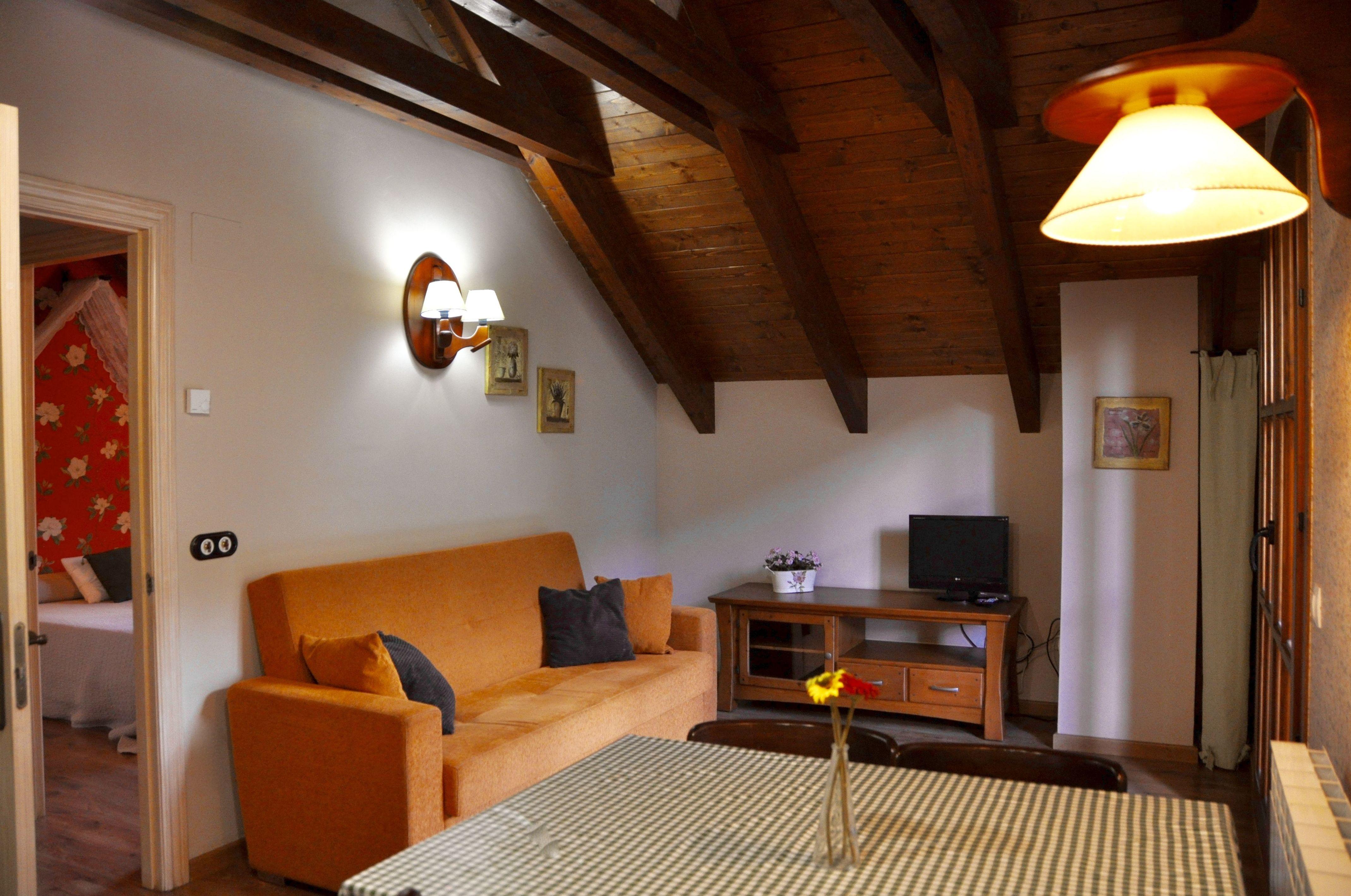 salón de estar apartamento
