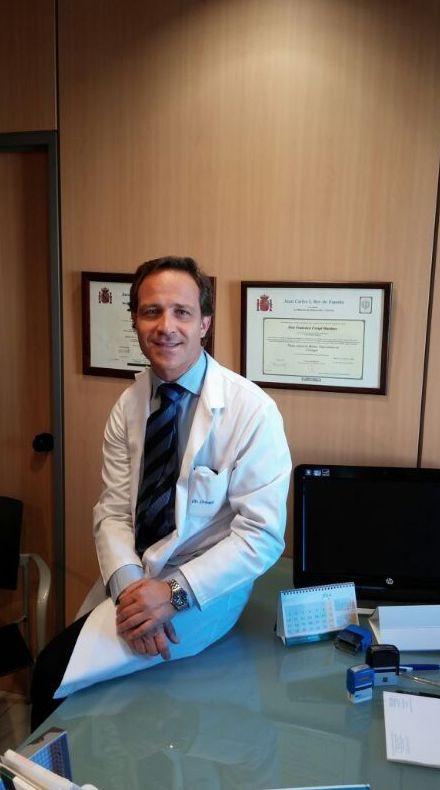 Dr. Francisco Crespí  Palma de Mallorca http://www.drcrespiurologo.es/es/