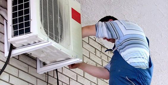 Instalaciones de aire acondicionado en Teruel