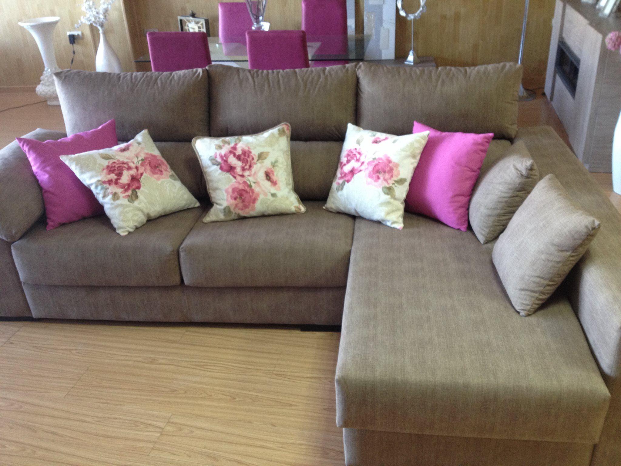 Tapicería para sillas y sofás en Murcia