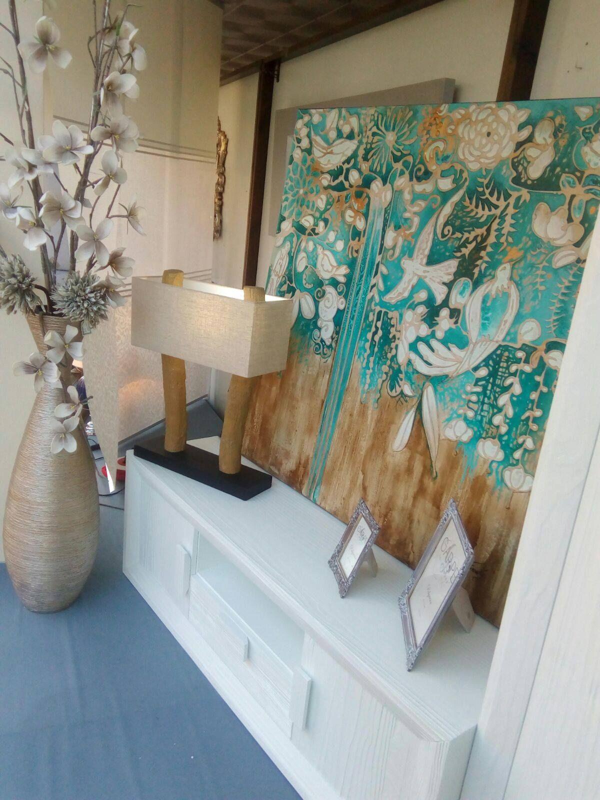 Tienda con objetos de decoración en Murcia