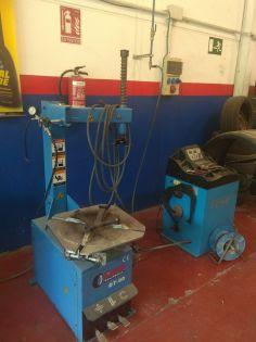 Especialistas en neumáticos en San Vicent del Raspeig