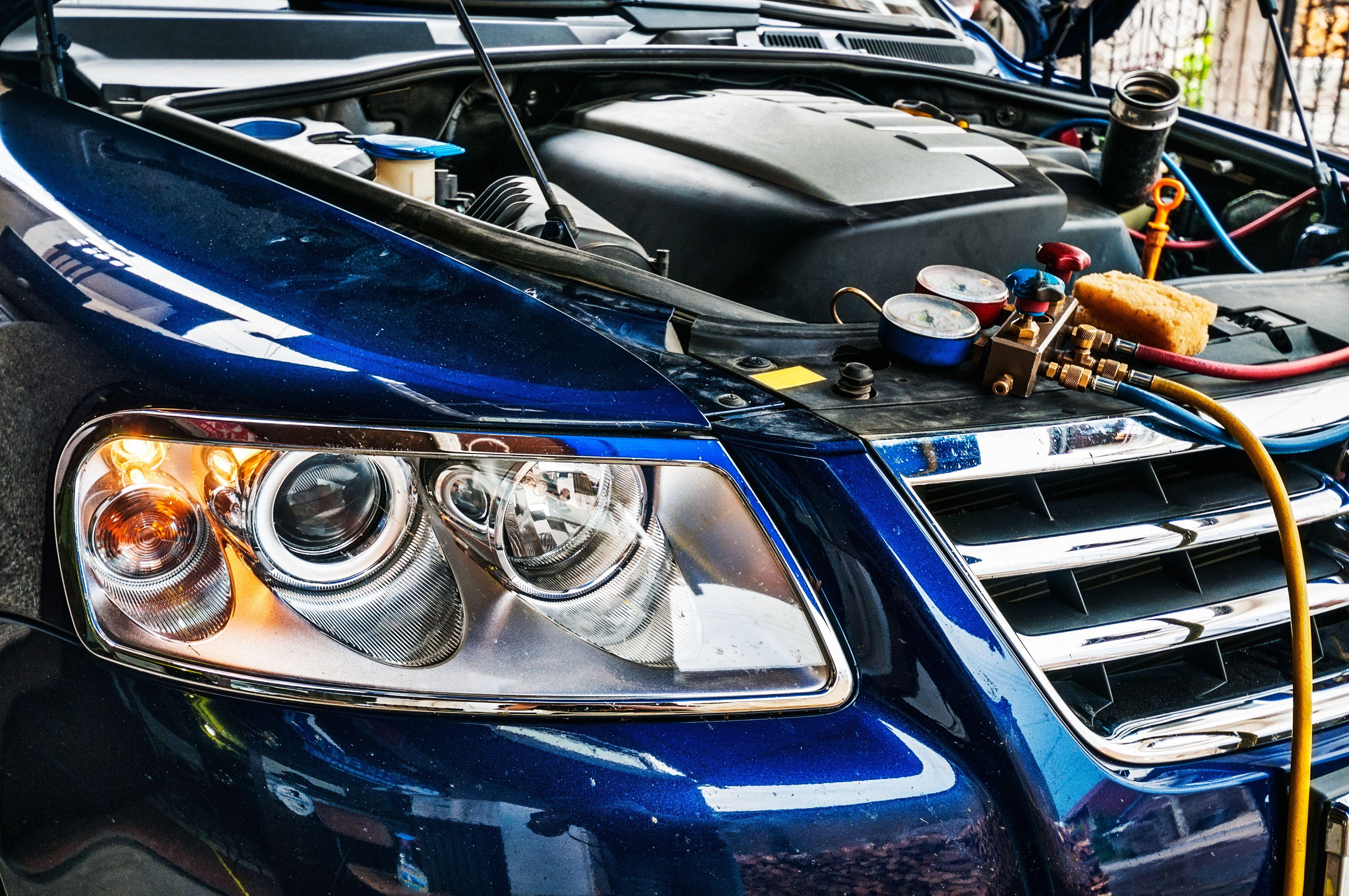 Mecánica en general: Servicios de AUTO CENTER SAN VICENTE