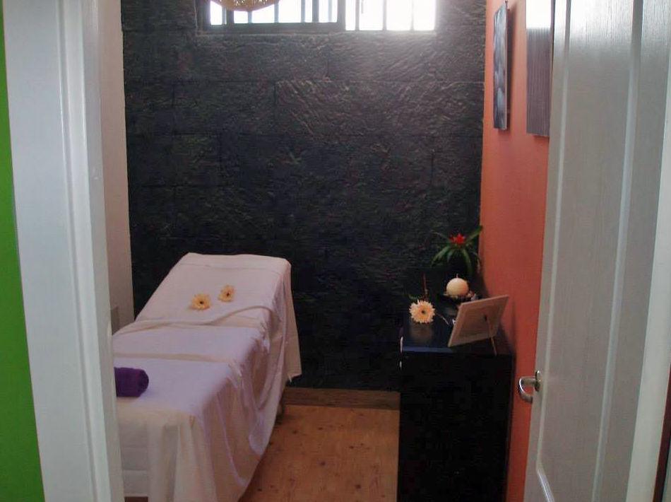 Sala para tratamientos estéticos
