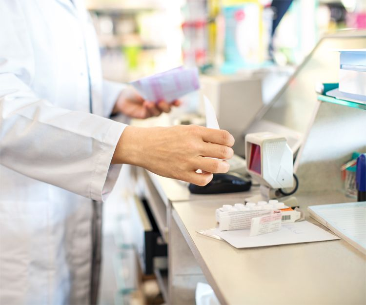 Farmacia en Tui