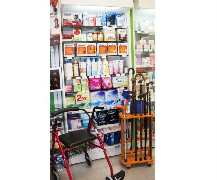 Productos de ortopedia en Tui