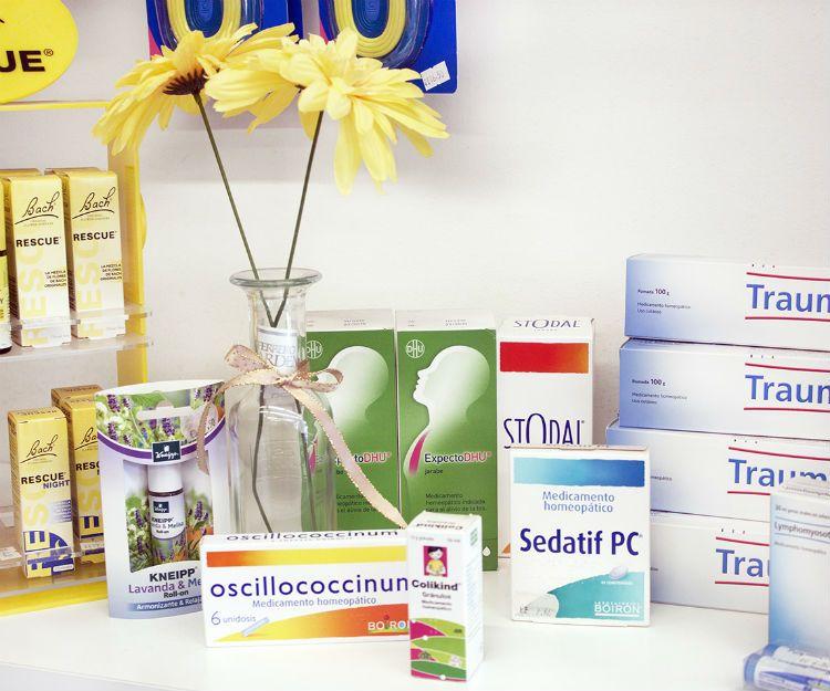 Productos homeopáticos en Tui