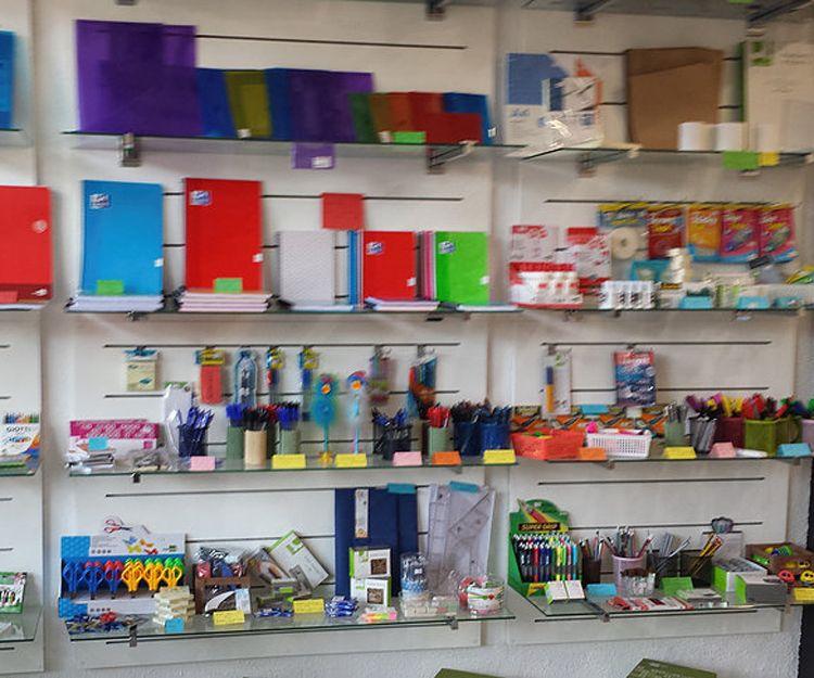 Tienda de material escolar en Zaragoza