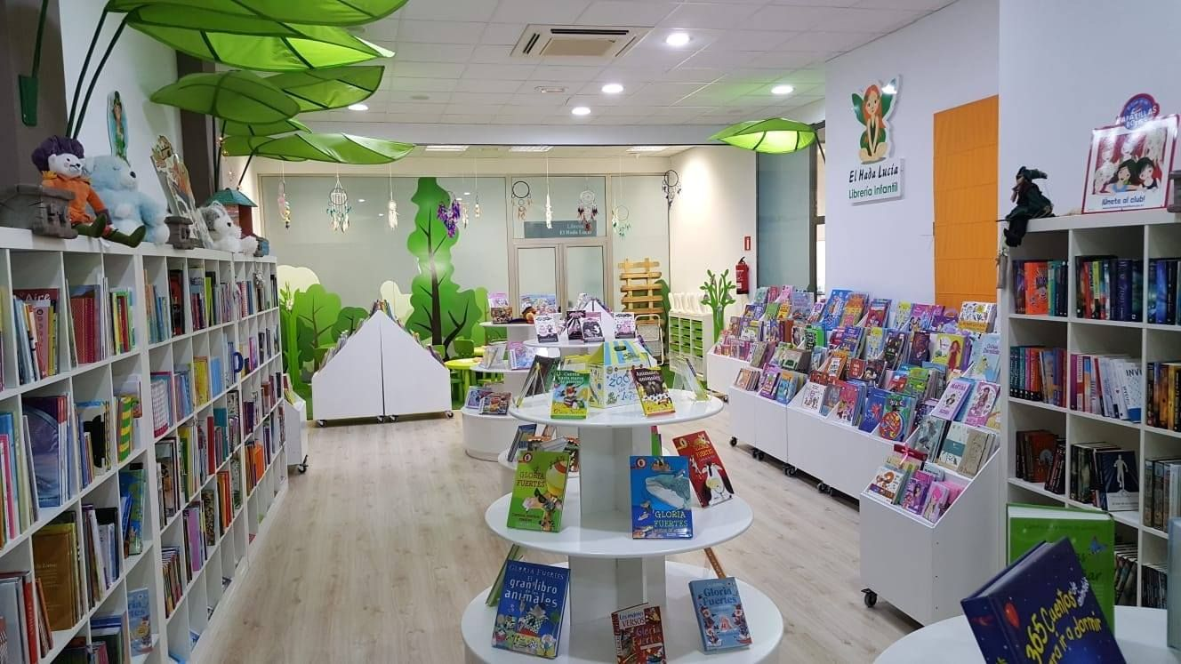 Children's bookshops in Las Palmas de Gran Canaria