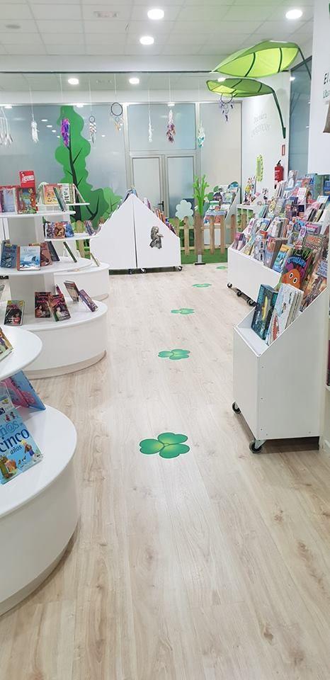 Librerías juveniles enLas Palmas de Gran Canaria