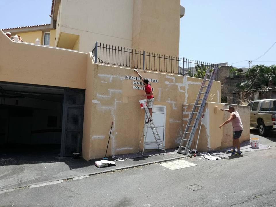 Reformas en general en Tenerife