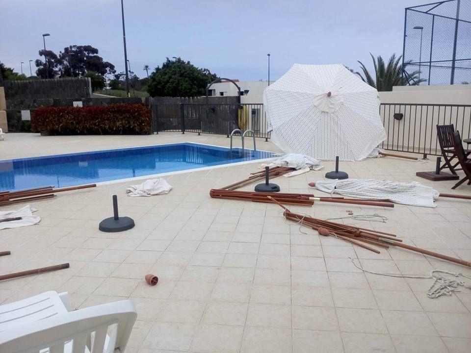 Mantenimiento de jardines y piscinas en Tenerife