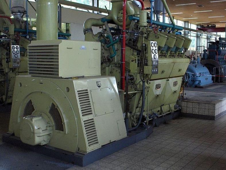 Alquiler de generadores en vila riegos c l a - Grupos electrogenos pequenos ...