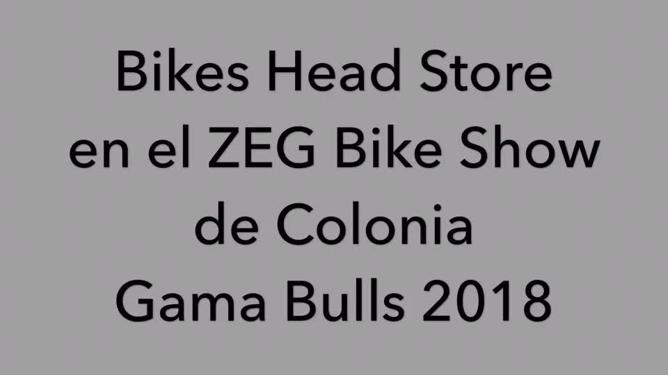 ZEG colonia 2018 con bikesheadstore }}