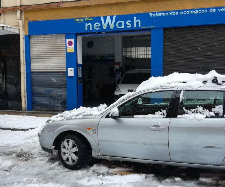 Lavado de vehículos en Bilbao