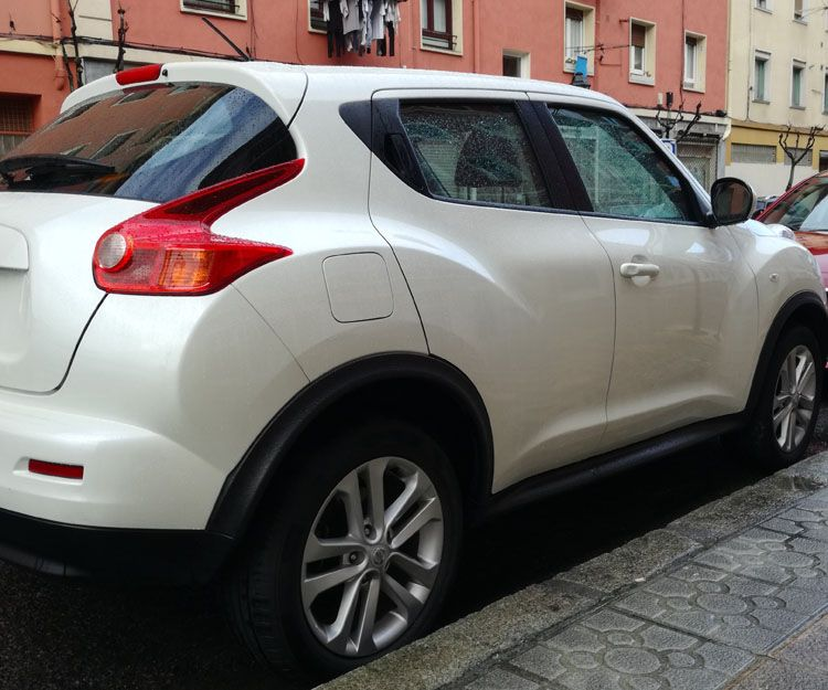 Lavado integral de vehículos en Bilbao