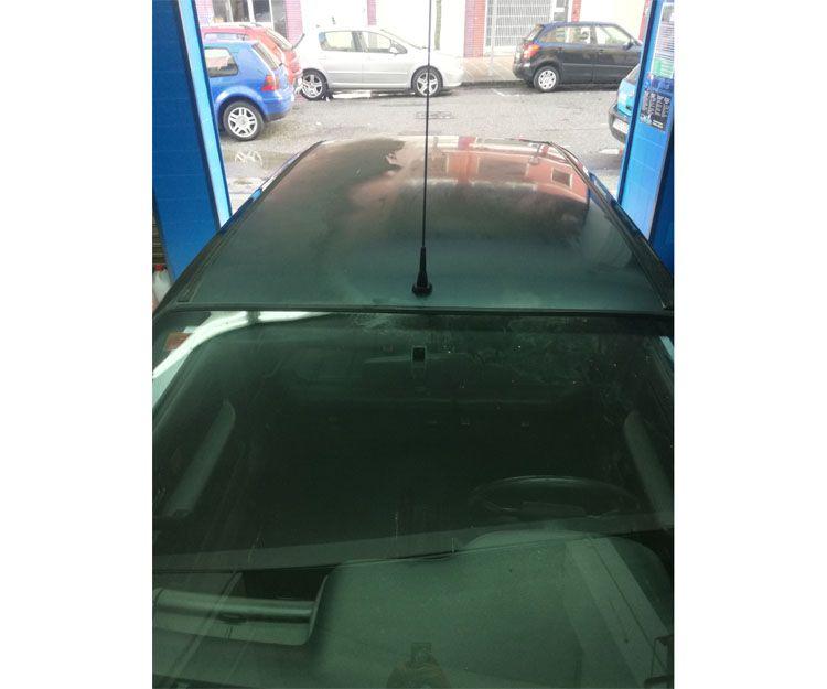 Limpieza de vehículos en Bilbao