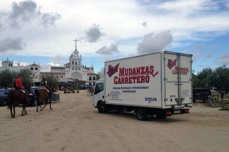 Foto 2 de Empresa de mudanzas en Huelva | Mudanzas Carretero