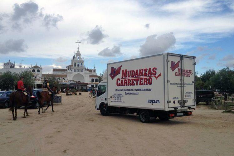Empresa de mudanzas nacionales en Huelva