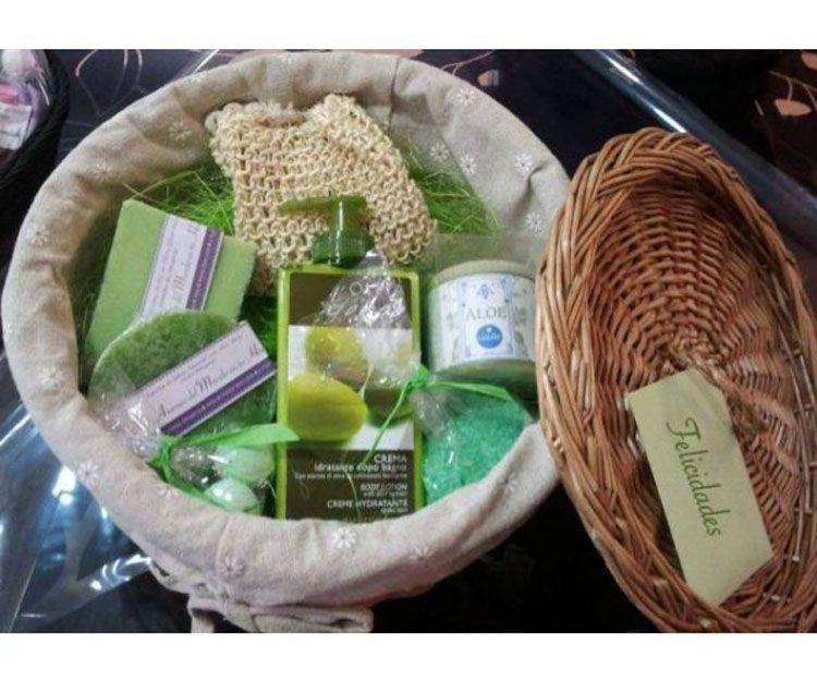 Productos de cosmética natural en Madrid