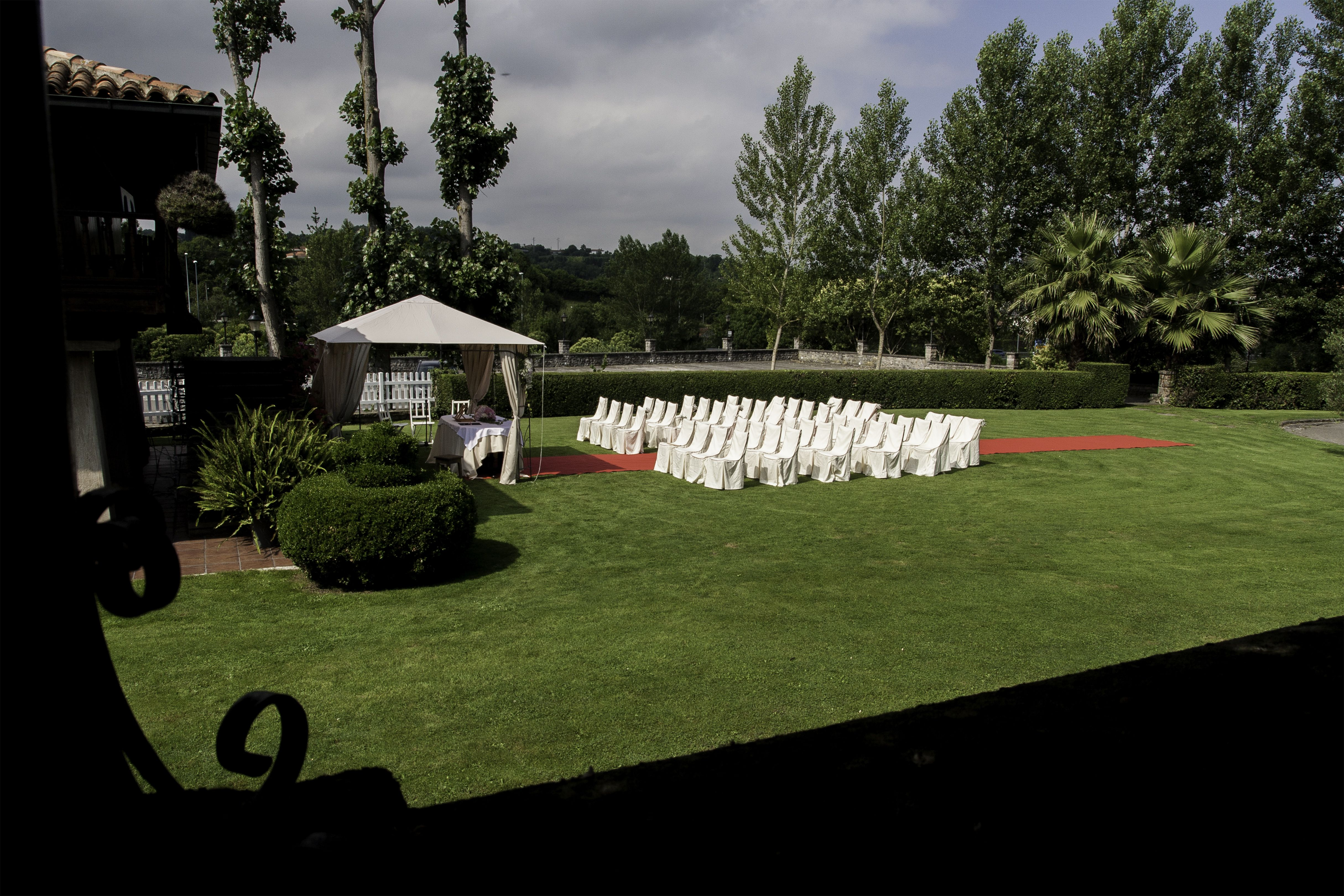Jardín de ceremonias EL DUQUE