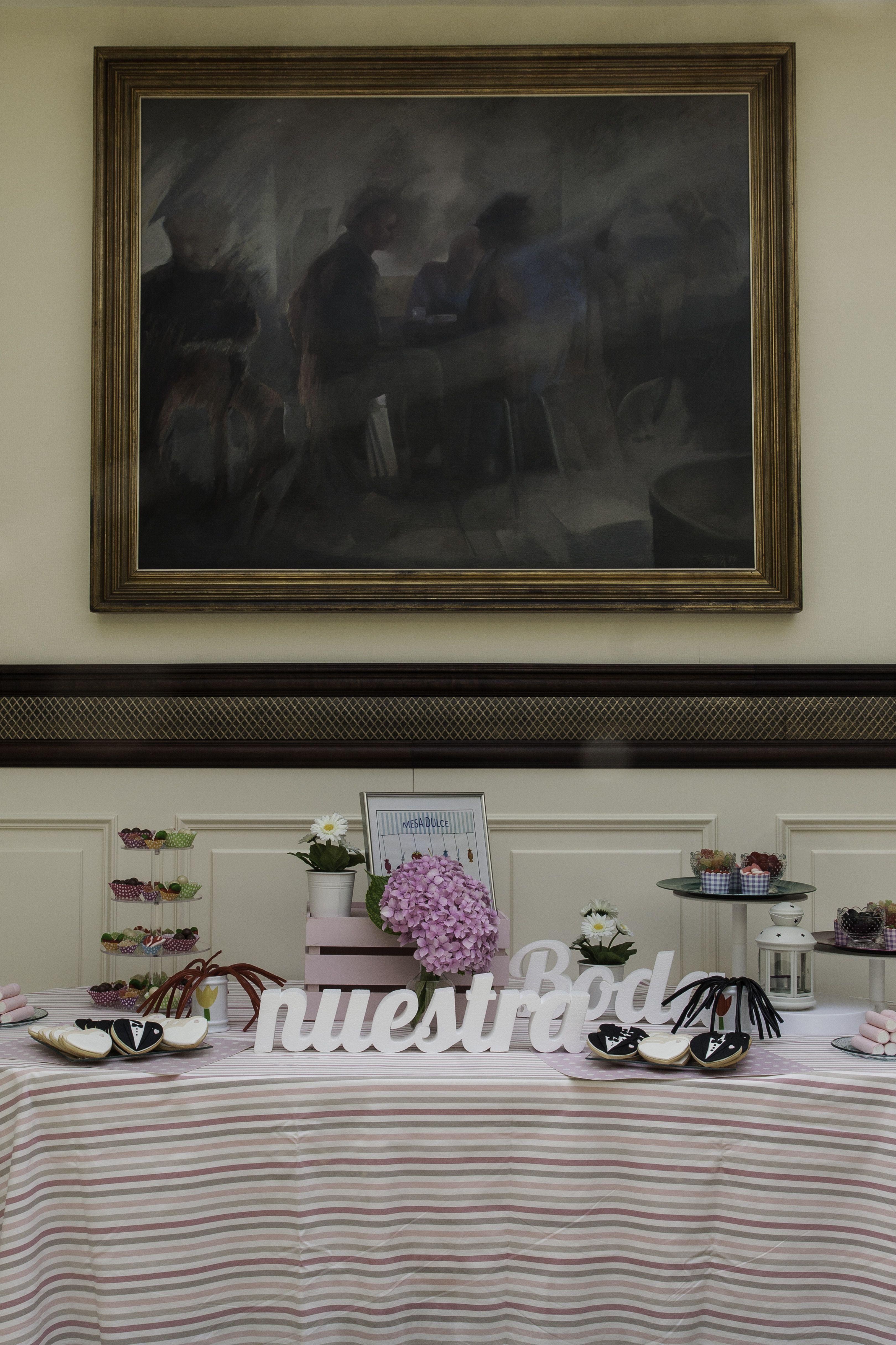Mesa de boda EL DUQUE