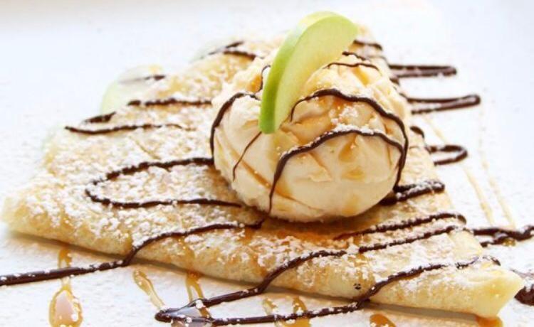 Crepes dulces Salamanca