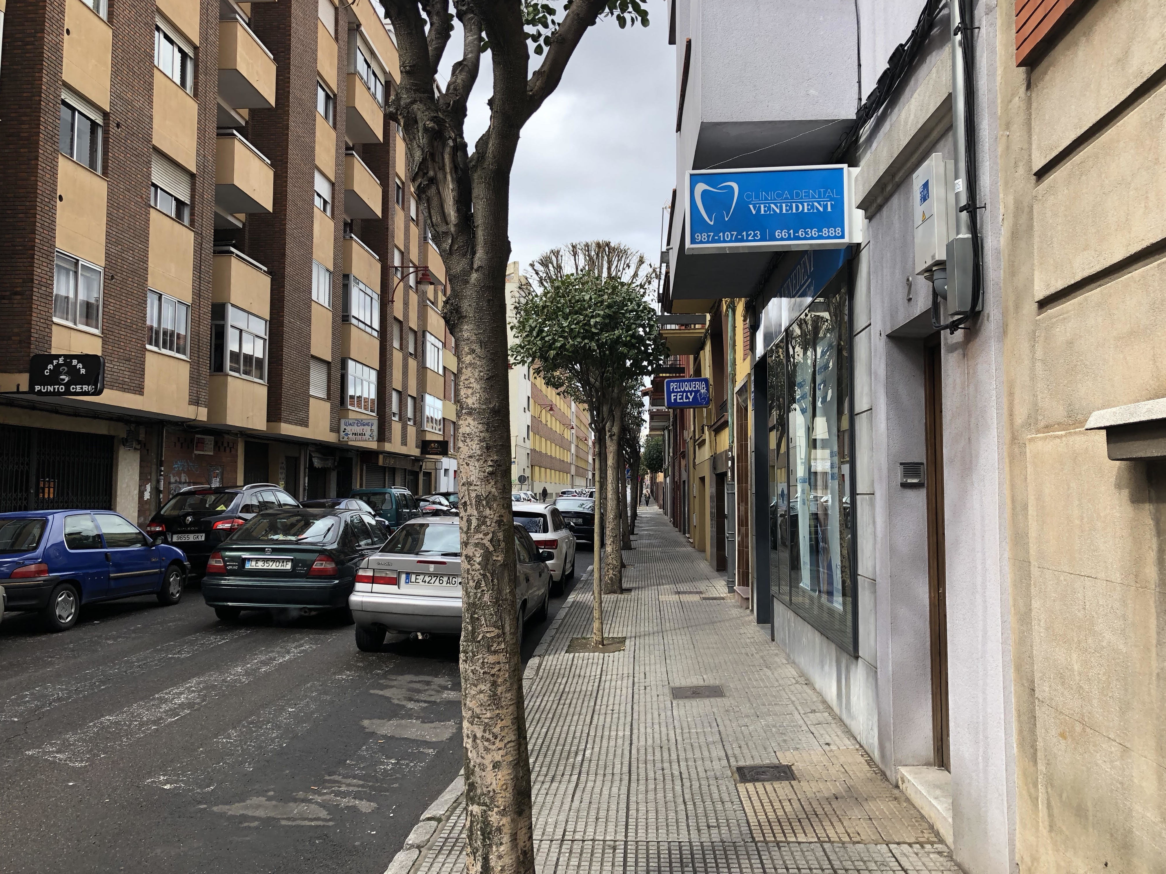 Clínica dental en El Ejido Leon