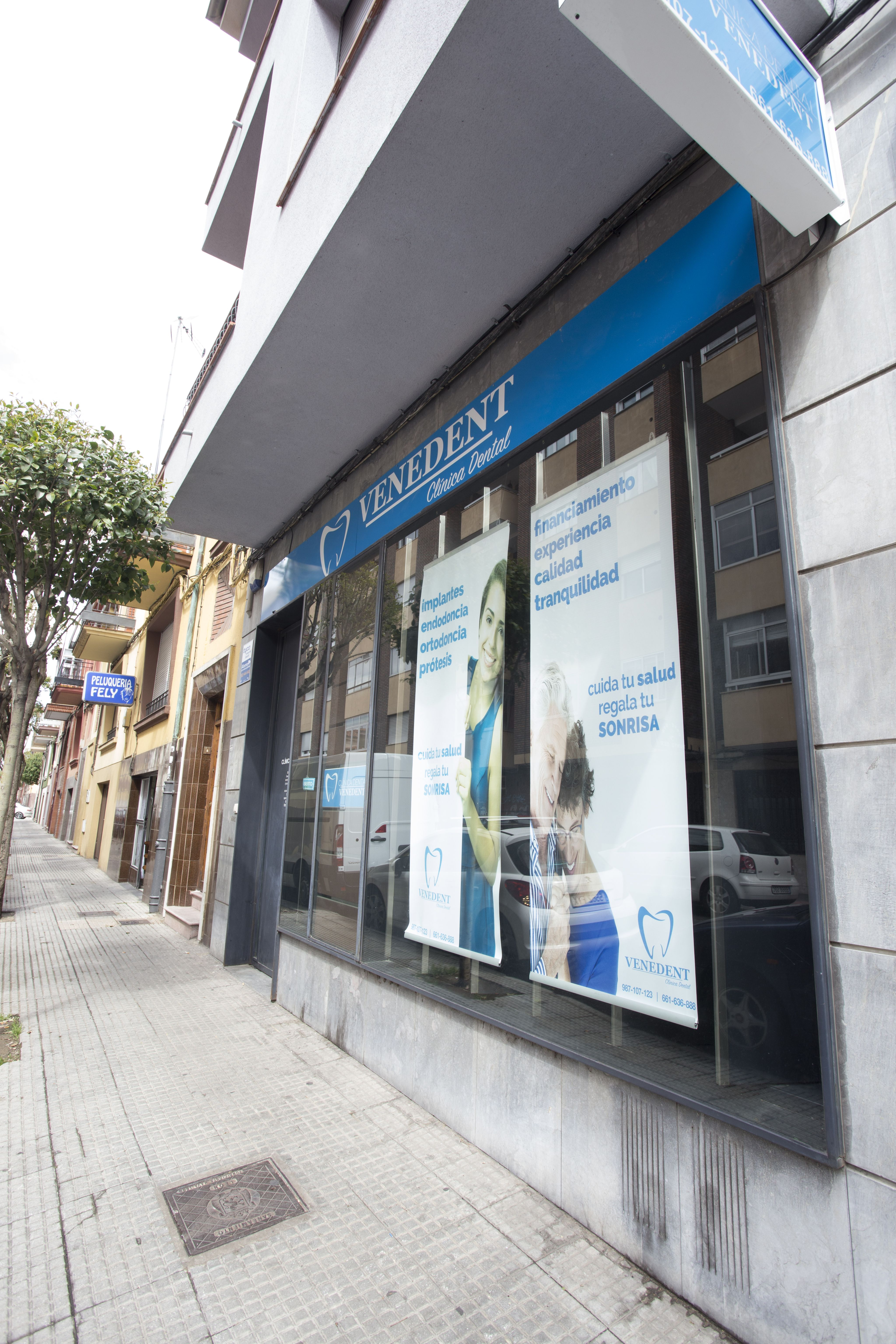 Clínica dental en León