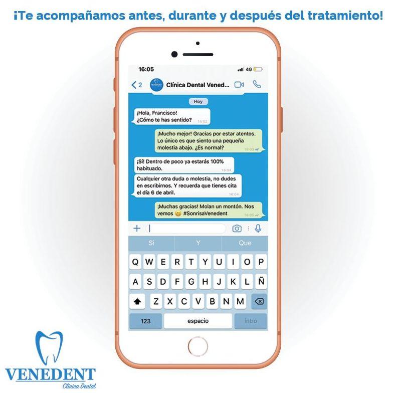 Clinica dental con atención personalizada en León