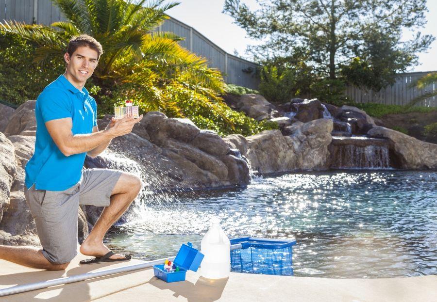 Cloro para piscinas en gri n el mantenimiento de una piscina - Cloro en piscinas ...