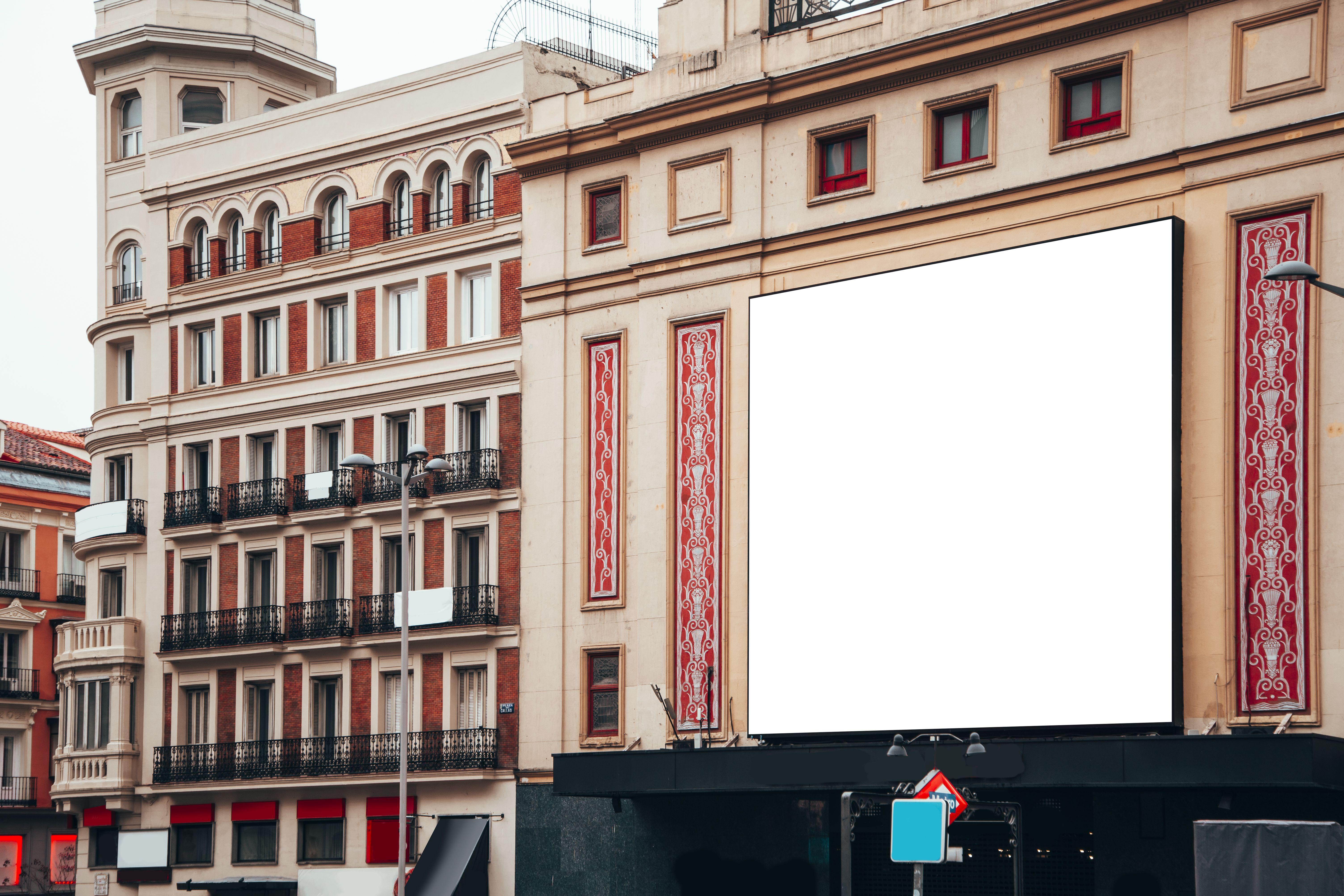 Vallas publicitarias en Sabadell