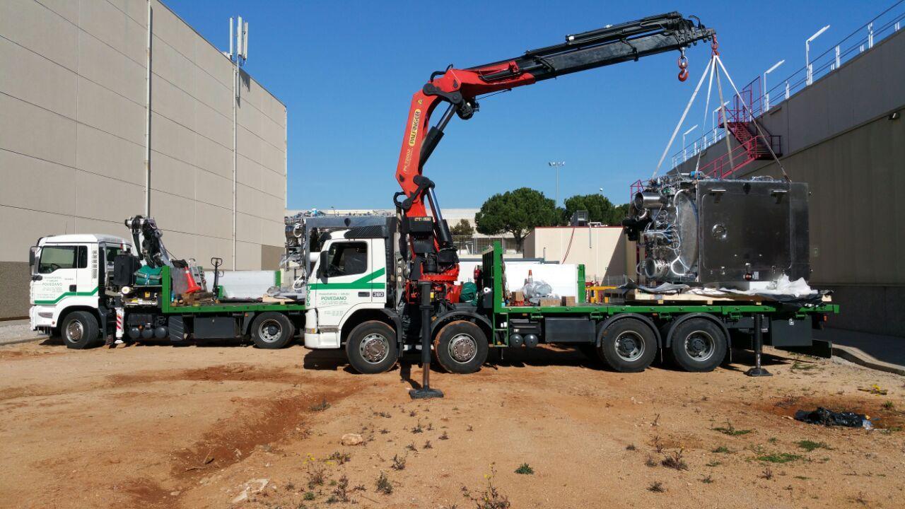 Climatización y equipos industriales: Servicios de Pharma Solutions Povedano