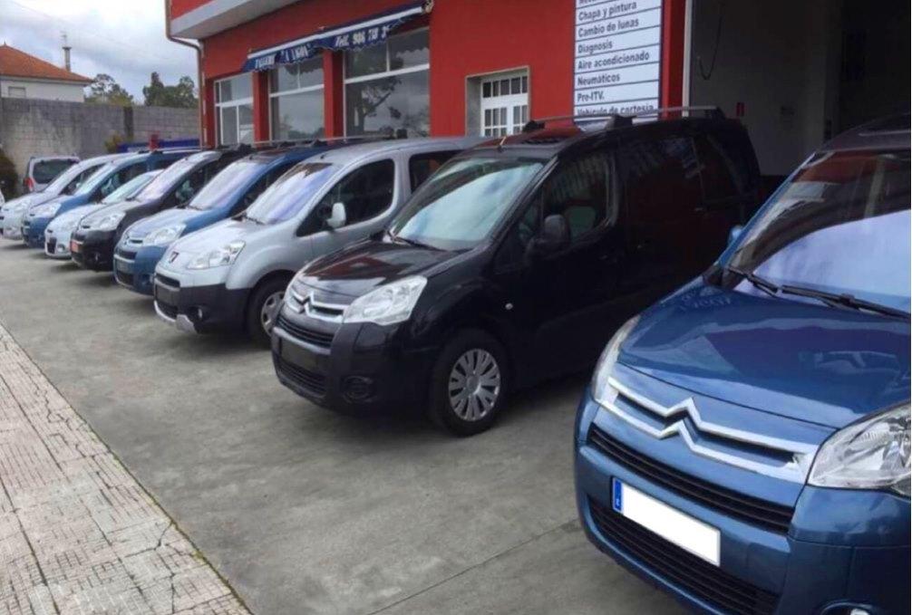 Foto 1 de Compraventa de coches en Ribadumia | OCASIÓN A LAGOA