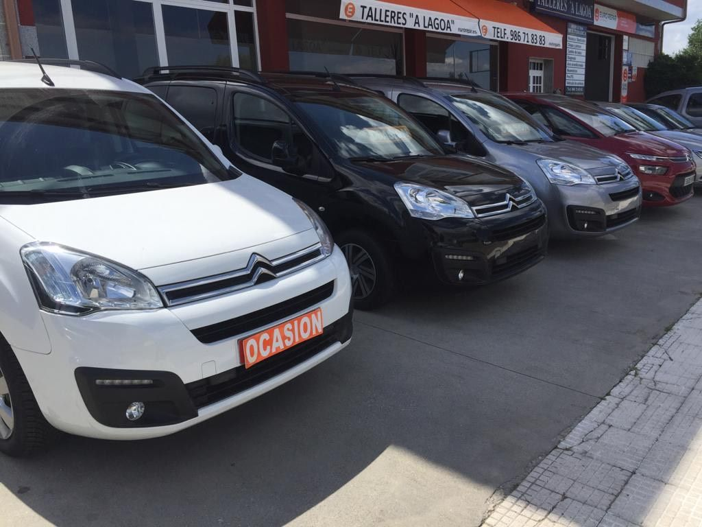 Foto 11 de Compraventa de coches en Ribadumia | Ocasión A Lagoa