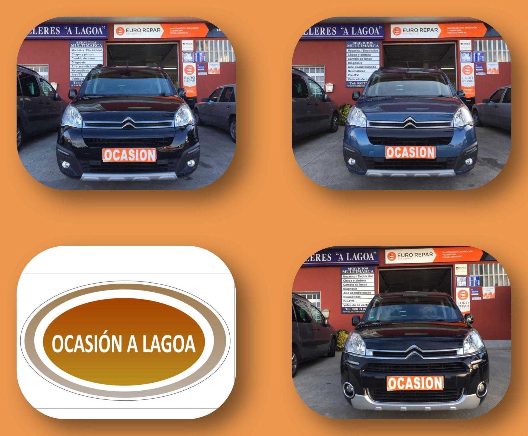 Foto 5 de Compraventa de coches en Ribadumia | Ocasión A Lagoa