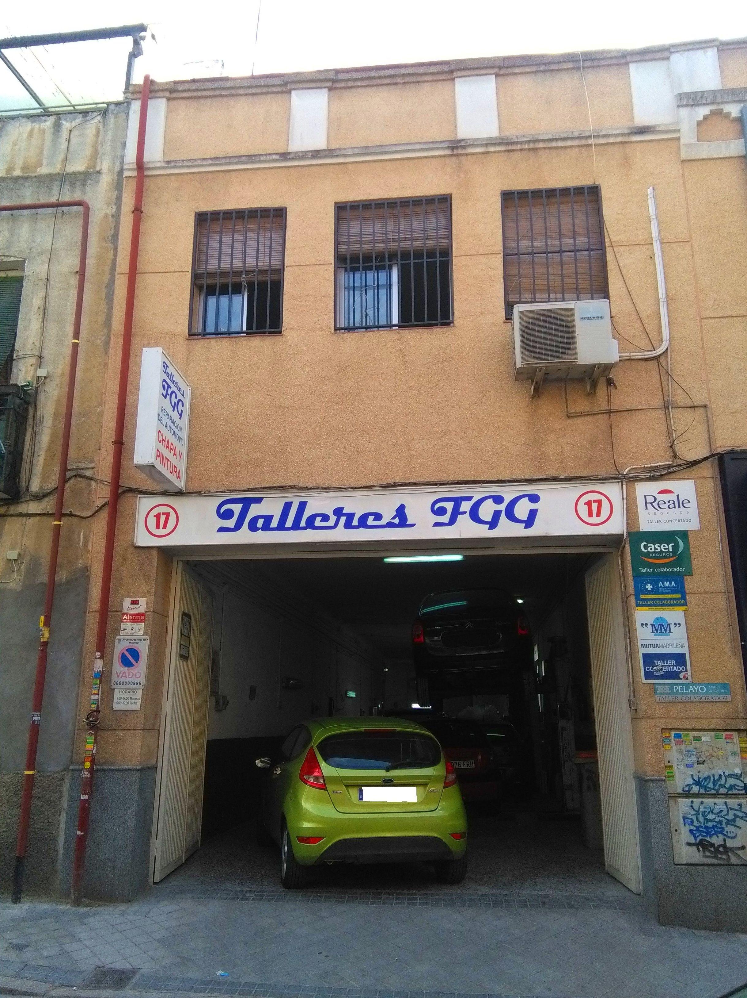 Foto 4 de Especialistas en mecánica rápida en Madrid | Talleres FGG