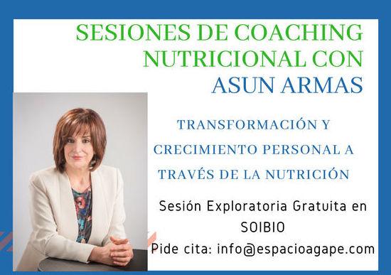 Coaching Nutricional en Zaragoza