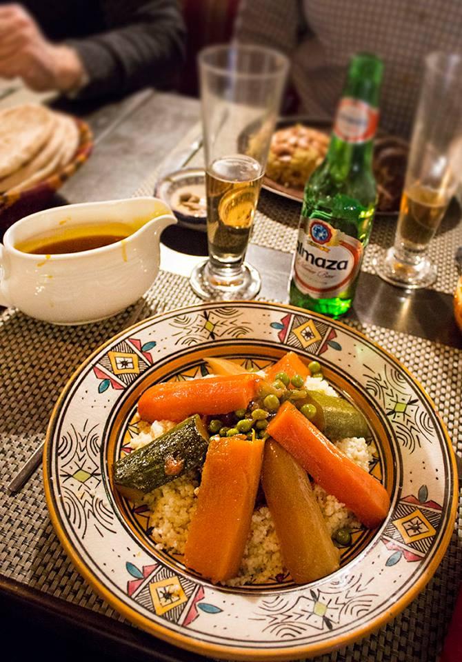 Especialidades diarias: Nuestra carta de Restaurante Rotana
