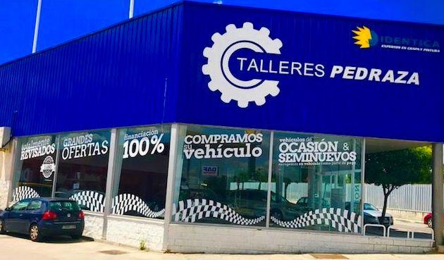 Foto 1 de Talleres de automóviles en Valdemoro | TALLERES PEDRAZA