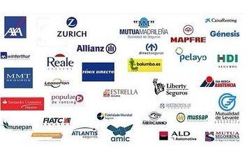 Trabajamos con todas las compañías aseguradoras en Valdemoro